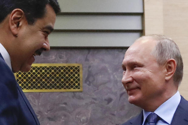Russia Venezuela