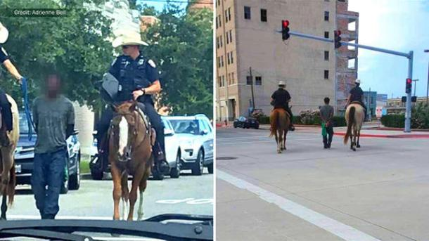 Texas cops apologize after controversial arre...