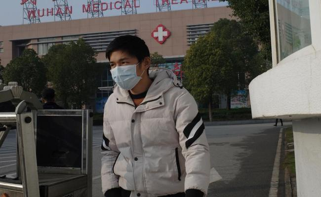 China Virus Outbreak Of Wuhan Pneumonia Could Spread