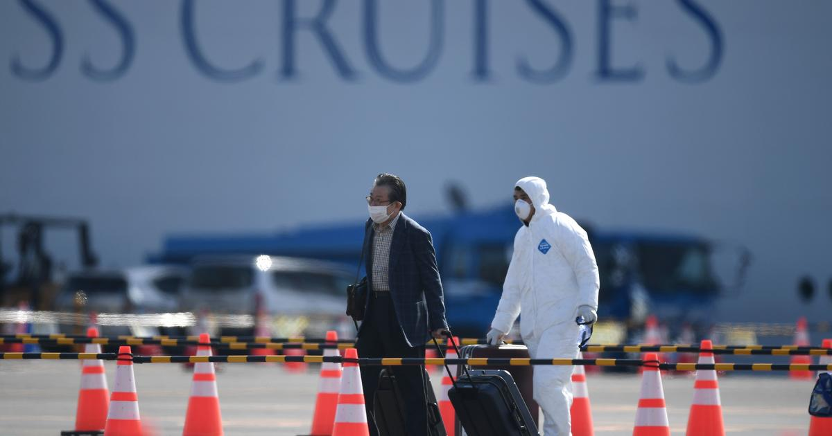 Coronavirus live updates: Quarantine ends for most on cruise ship ...