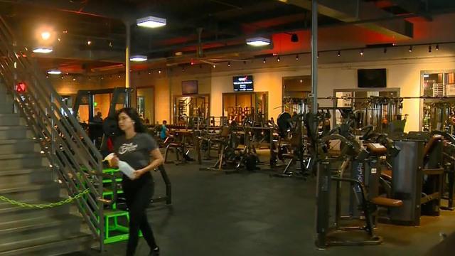 24 Hour Fitness Declares Bankruptcy Citing Devastating Coronavirus Hit Cbs News