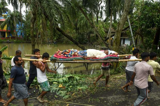 INDIA-BANGLADESH-TIME-CYCLONE