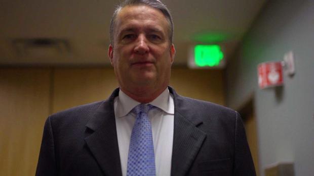 FBI Special Agent Mark Hastbacka