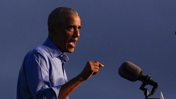 Election 2020 Obama