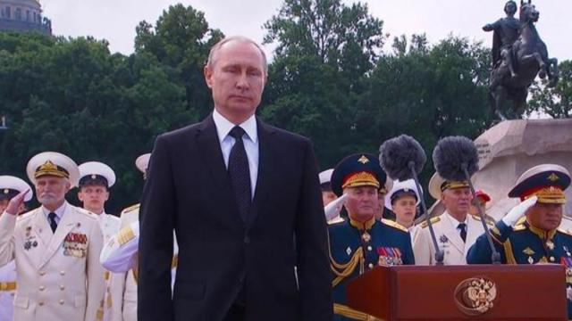 Russia retaliates after Congress approves sanctions, Swahili Post