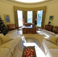 Obama's Oval Office - Photo 1 - Pictures - CBS News
