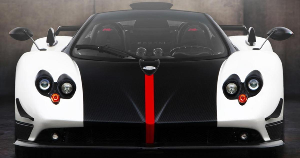 World Most Costly Car Wallpaper Pagani Zonda F Roadster How Much World S 9 Most