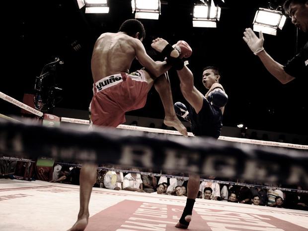 World's deadliest martial arts - CBS News
