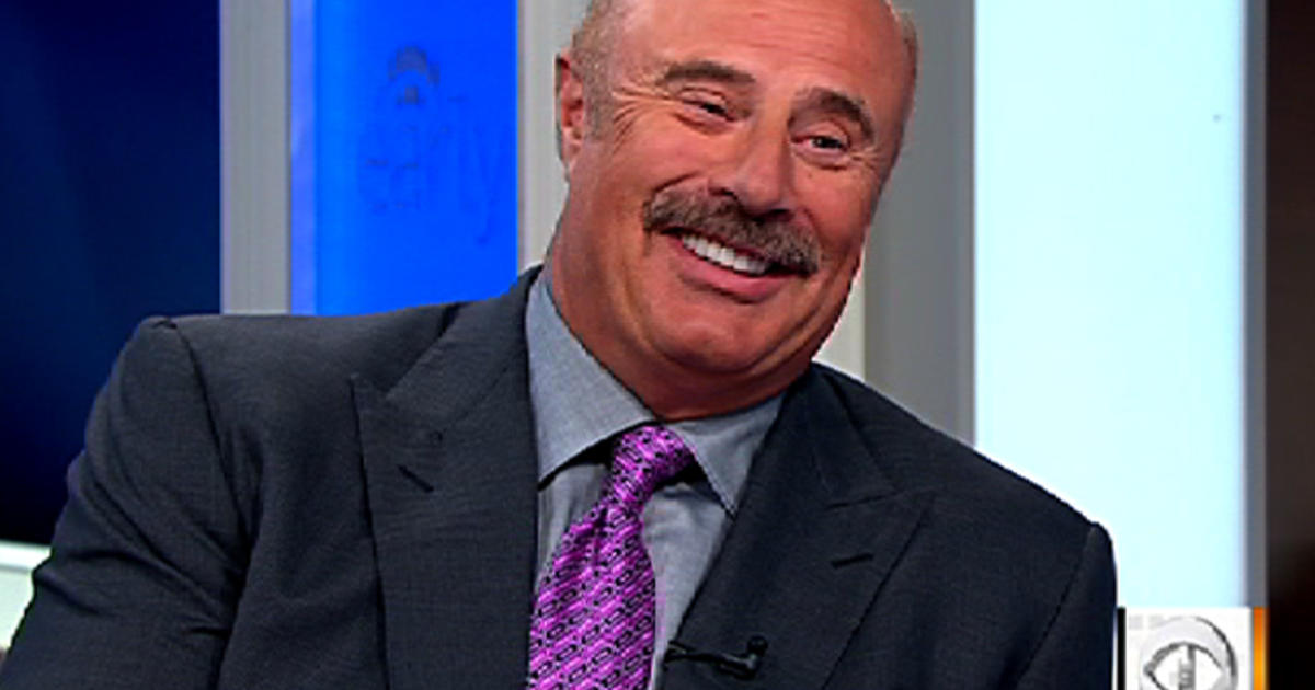 Dr Phil Thanks Oprah For His Start In TV CBS News