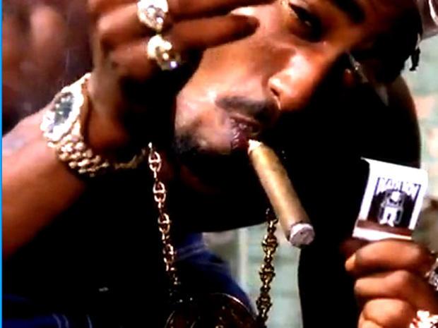 Tupac Outlaw Tattoo