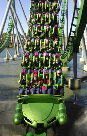 Worlds best roller coasters  Photo 1  Pictures  CBS News