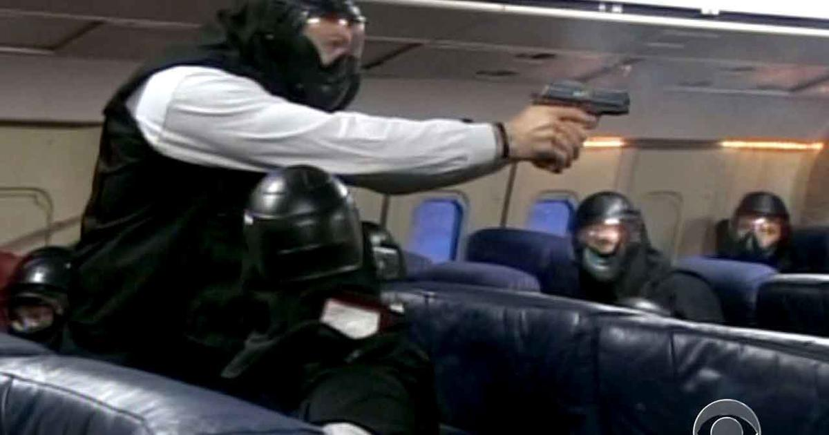 A Look At The Secretive World Of Air Marshals CBS News