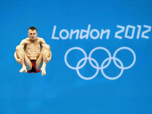 England 2010 Tom Olympics Daley