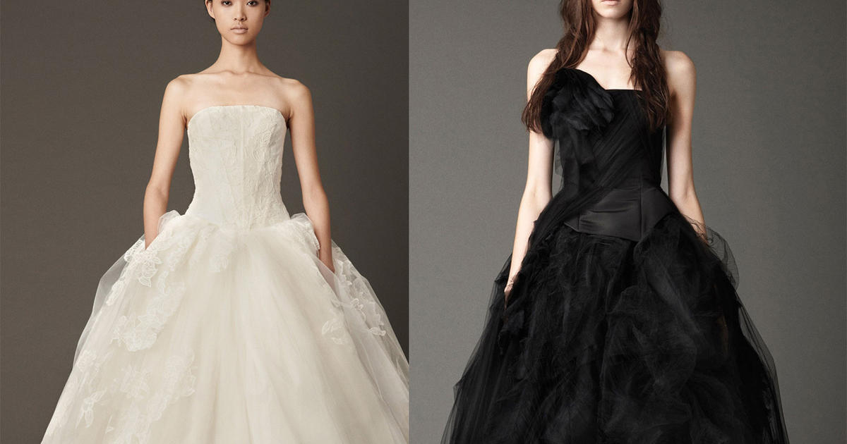 Vera Wang Bridals, In Black & White