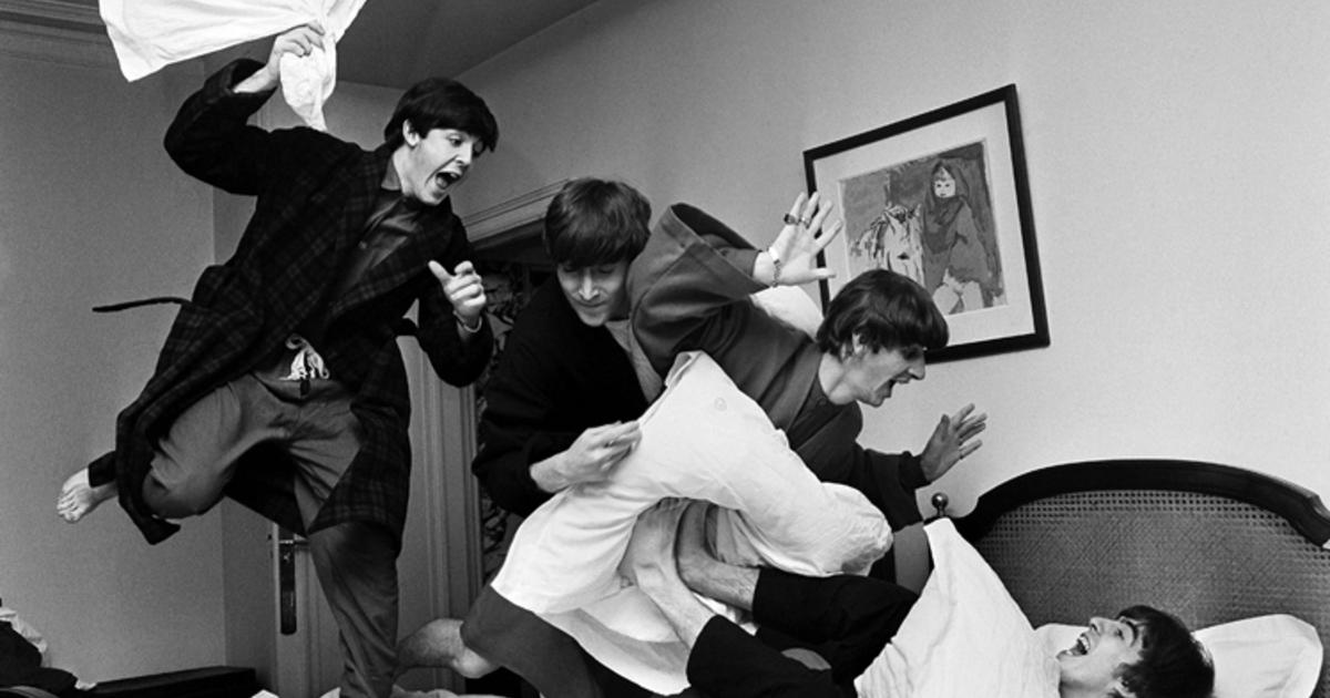 The Beatles  Capturing the birth of Beatlemania