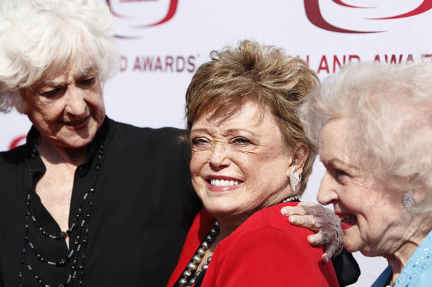 """""""Golden Girls"""" Star Rue McClanahan Goes Viral Five Years"""