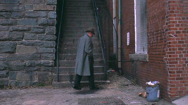 The Exorcist steps 1973  Then and now Horror movie locations  Pictures  CBS News