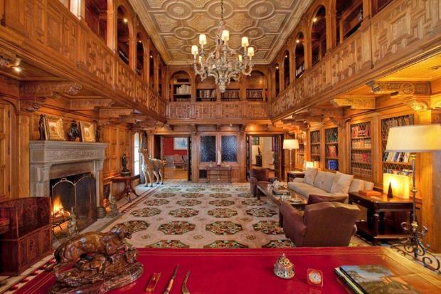 Joyce Meyers Extravagant House