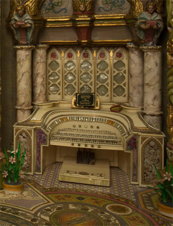 A Doll House To Dream Of  Colleen Moores Fairy Castle  Pictures  CBS News