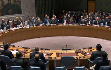 U.S. refuses to veto UN vote on Israeli settlements