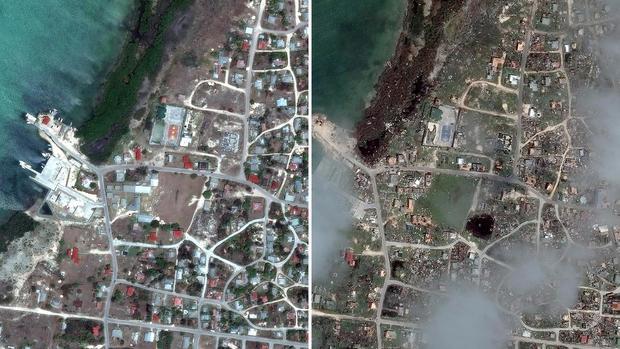 Saint Maarten After Irma