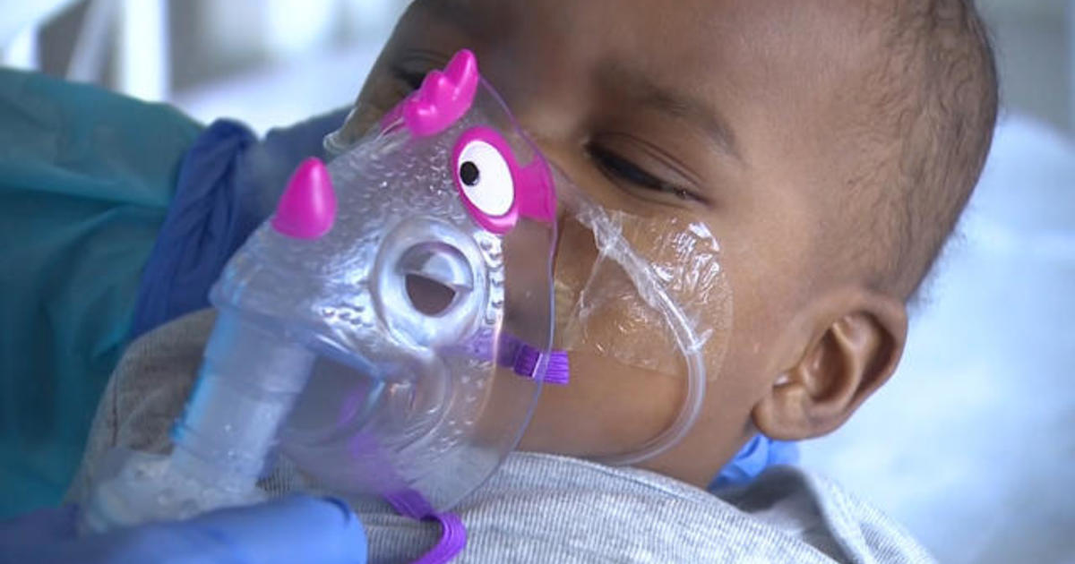 Flu season warning: Babies and young children hit particularly ...