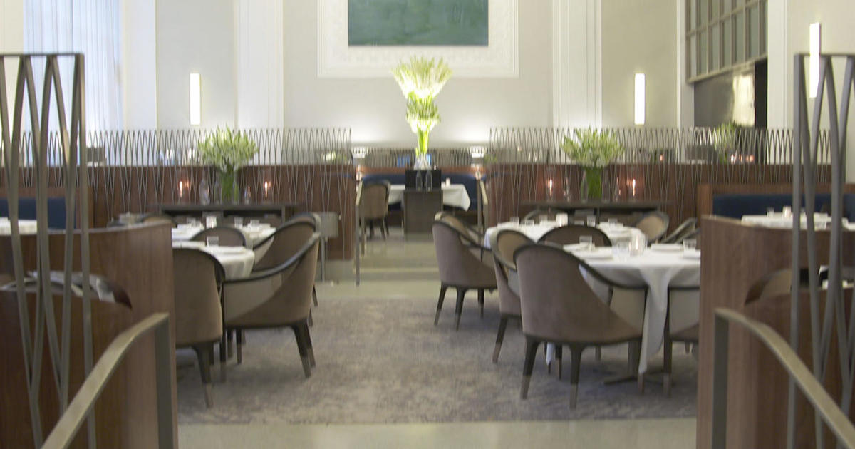 Recreating Eleven Madison Park the worlds best restaurant  CBS News