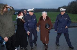 Image result for haverbeck arrested