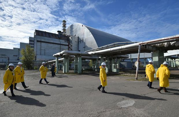 Worst Nuclear Disaster Of The 20th Century Chernobyl
