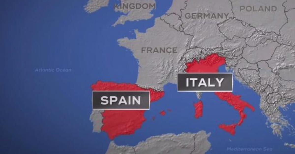 Italy has the highest number of coronavirus cases in the world ...