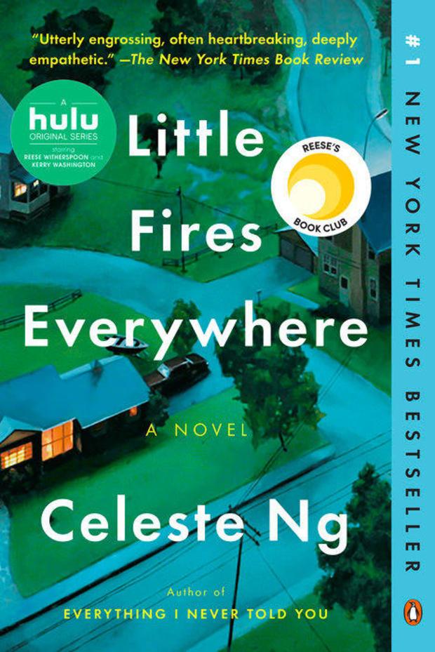 Little Fires Everywhere Author Celeste Ng Cbs News