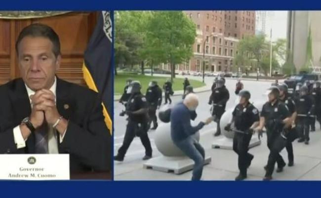 Cuomo On Buffalo Police Video It Disturbs Your Basic