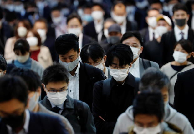 Outbreak of the coronavirus disease (COVID-19) in Tokyo, Japan