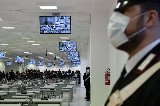 ITALY CRIME MAFIA ATTEMPT NDRANGHETA