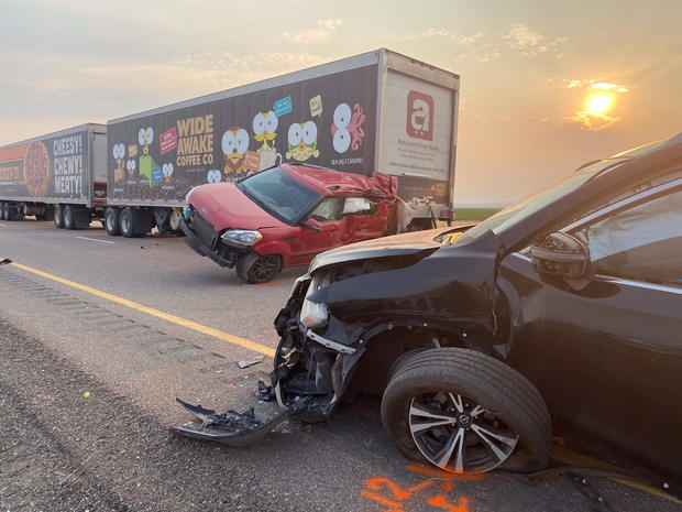 Fatal Pileup Crash Utah