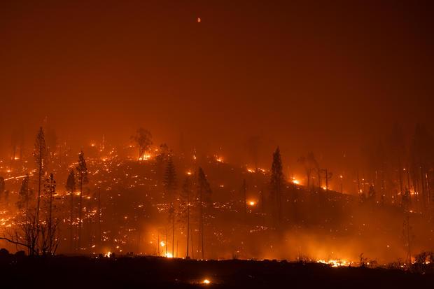 Caldor Fire