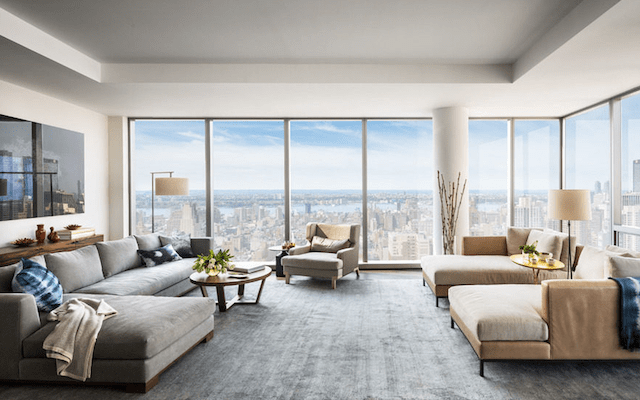 Look Tom Brady Gisele Ing Nyc Apartment For 40k Month