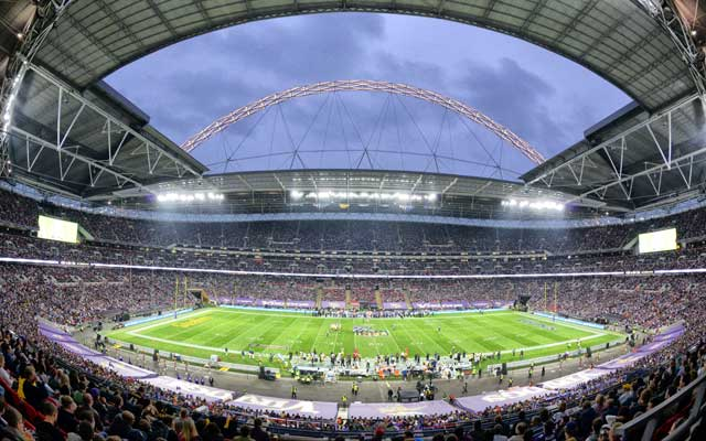 Three NFL teams will make their London debuts in 2015. (Getty Images)