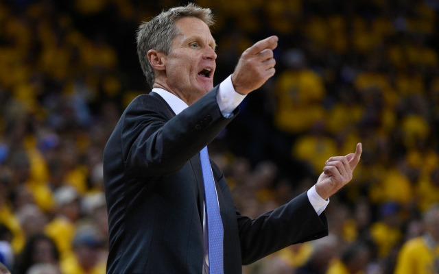 Steve Kerr is beginning to plan for a return to coaching.
