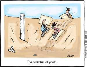 Youthful Optimism-Ask the Cognitve Therapist NYC