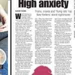 Dr. Albin in the NY Post on anxiety & phobias