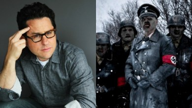 Photo of J.J. Abrams como productor de película de zombies nazis.