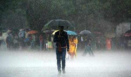 Clima: Potencial ciclónico dejará lluvias en gran parte del país