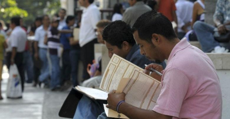 Sube a 3.4% la tasa de desempleo en el país