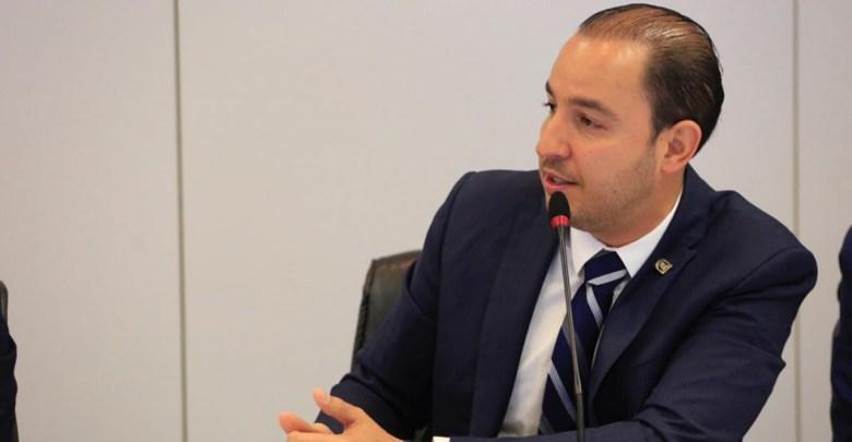 AMLO esta a tiempo de escuchar a la oposición: Marko Cortés
