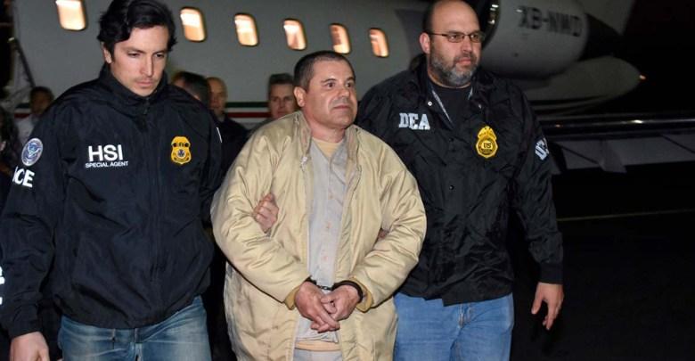 """Descartan a jurado en juicio de """"El Chapo"""", porque quería autógrafo del narcotraficante"""