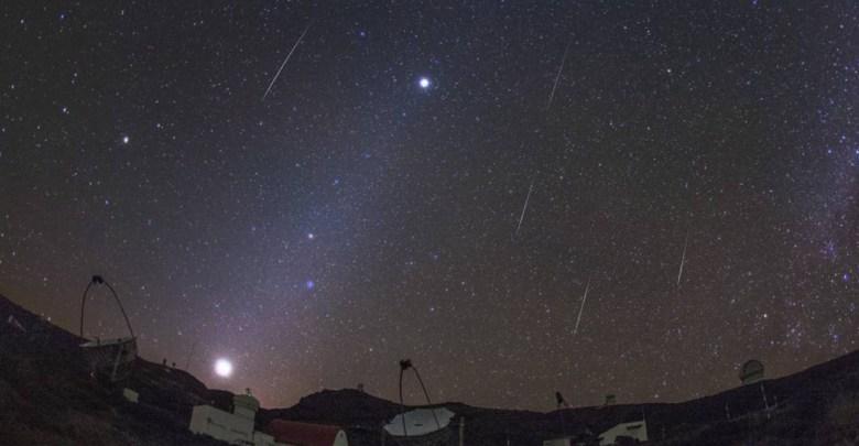 Inicia el invierno con lluvia de meteoros, es el día más corto del año