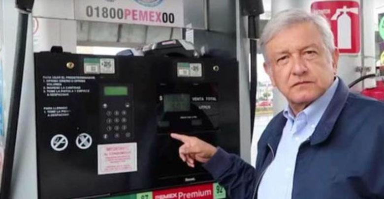 México, a 3 años de reducir costo de combustibles: AMLO