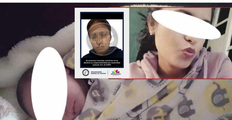 Vinculan a proceso a mujer que suplicaba la ayudaran a encontrar a su bebé y ella era quien lo había matado
