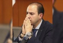 """Como una """"falta de cortesía política"""", calificó el dirigente del PAN, Marko Cortés"""